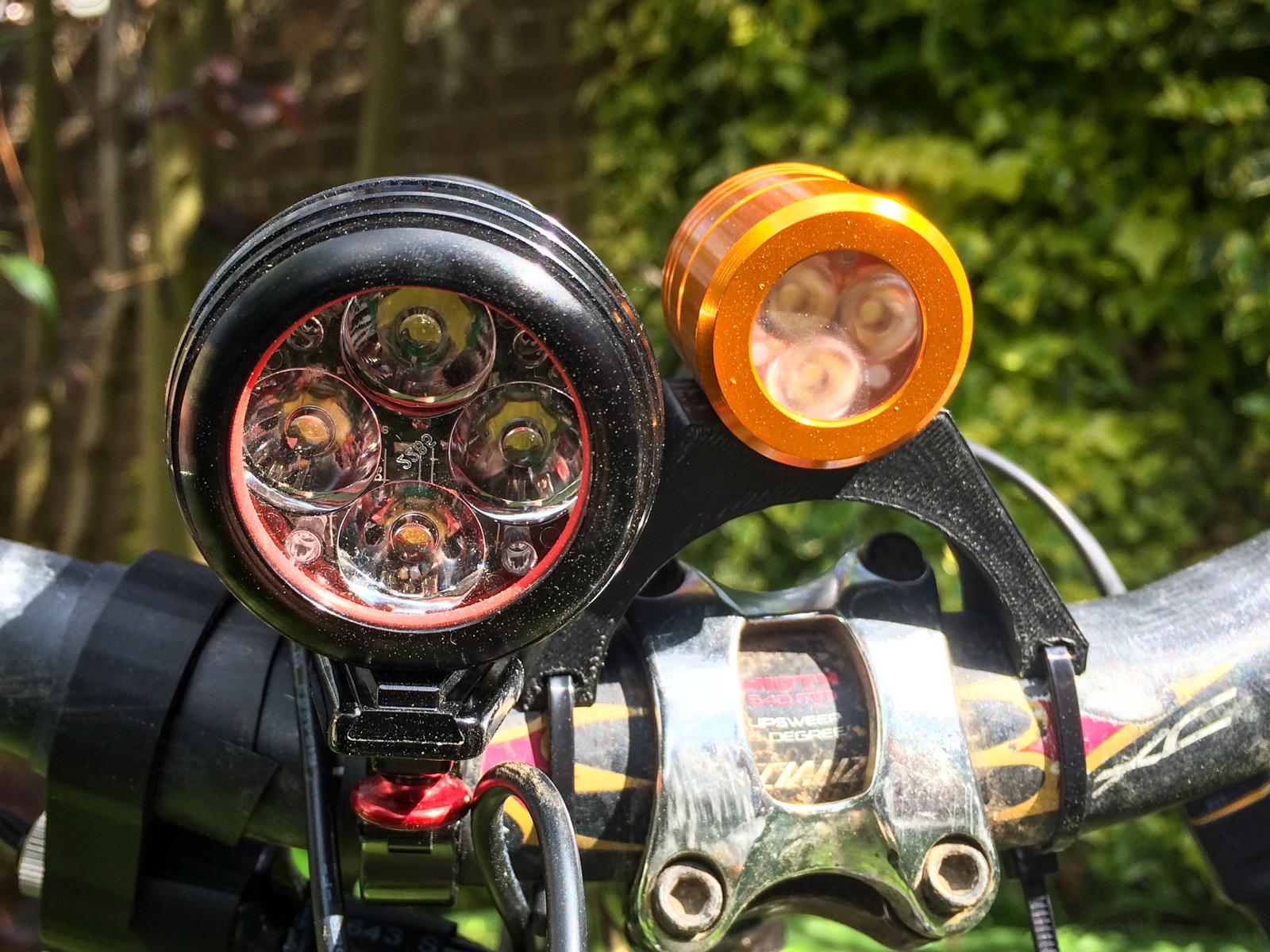 Bikepacking Dynamo Lights: kLite vs Revo
